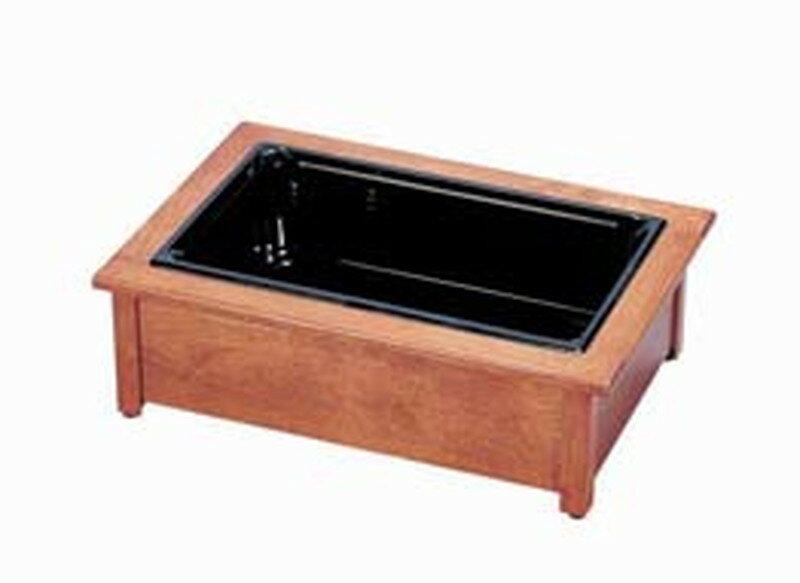 [TKG16-1486] カル・ミル 木製 コールドケース 412−18