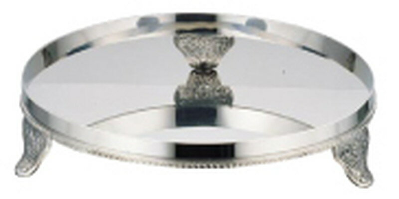 [TKG16-1539] UK18−8E型丸ビュッフェスタンド 24インチ用
