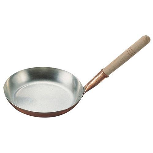 遠藤商事『銅製 親子鍋 横柄』