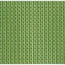 カーサ コースター(6枚入) DH44003Gメロン ランチョンマット ポリ塩化ビニール(70%) ポリエステル(30%) 業務用 8-1974-1801