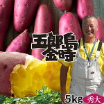さつまいも五郎島金時5kg[秀・大]石川県産金沢市加賀野菜さつま芋高級生いも加賀百万石伝統秋野菜【送料無料】