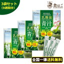 【送料無料】乳酸菌 国産青汁 : 9週間分 [ギフト 3g ...