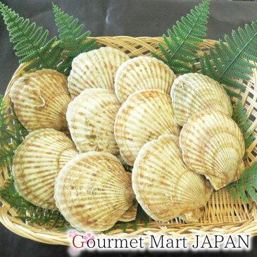 かにのマルマサ 北海道産 活帆立貝2kg詰め お取り寄せグルメ プレゼント ギフト