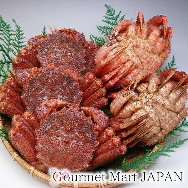 かにのマルマサ 訳あり活毛蟹1.5kg詰め(2〜5尾)