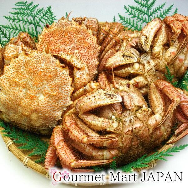 かにのマルマサ 訳ありボイル毛蟹1.5kg詰め(2〜5尾)
