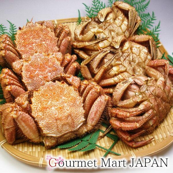 かにのマルマサ 訳ありボイル毛蟹2.0kg詰め(3〜6尾)