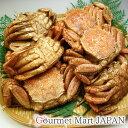 かにのマルマサ 訳ありボイル毛蟹3.0kg詰め(4〜10尾)...