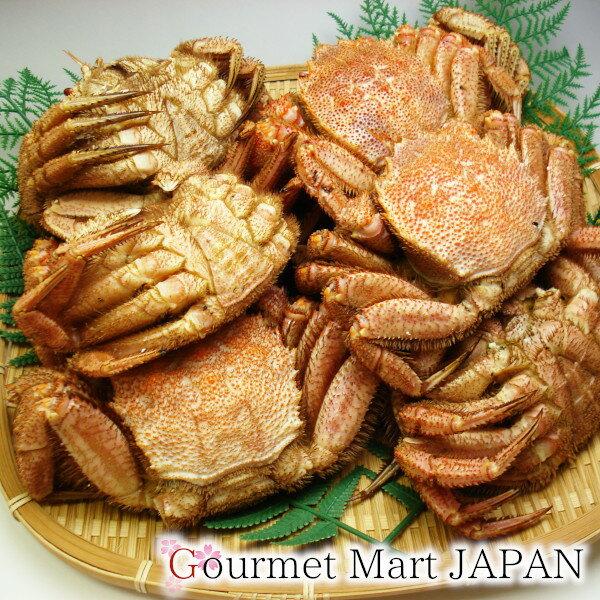 かにのマルマサ 訳ありボイル毛蟹4.0kg詰め(6〜12尾)