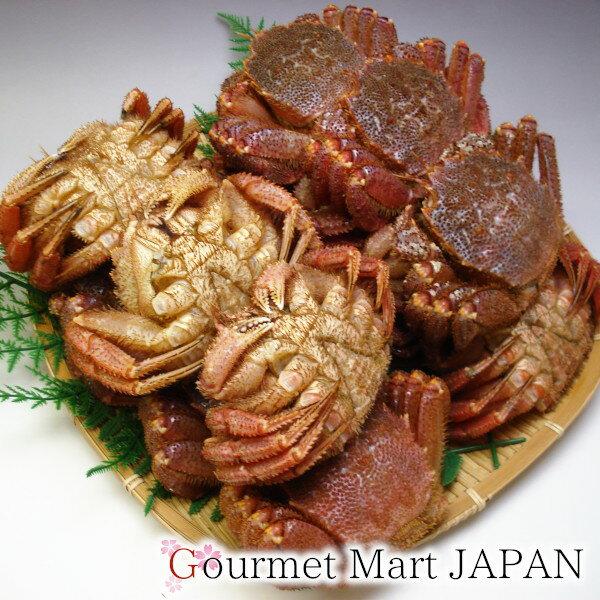 かにのマルマサ 訳あり活毛蟹4.0kg詰め(6〜12尾)