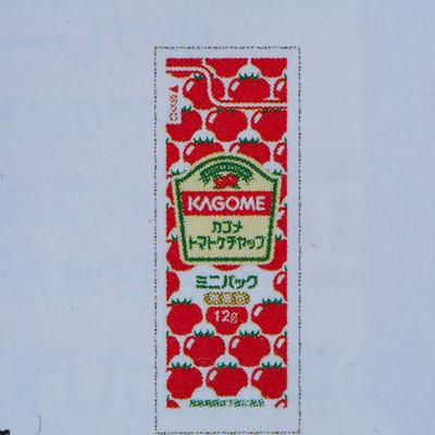 カゴメ トマトケチャップミニパック 1箱:12g×40個×15袋(合計600個) お弁当・給食用 小袋 業務用 箱売り 送料無料