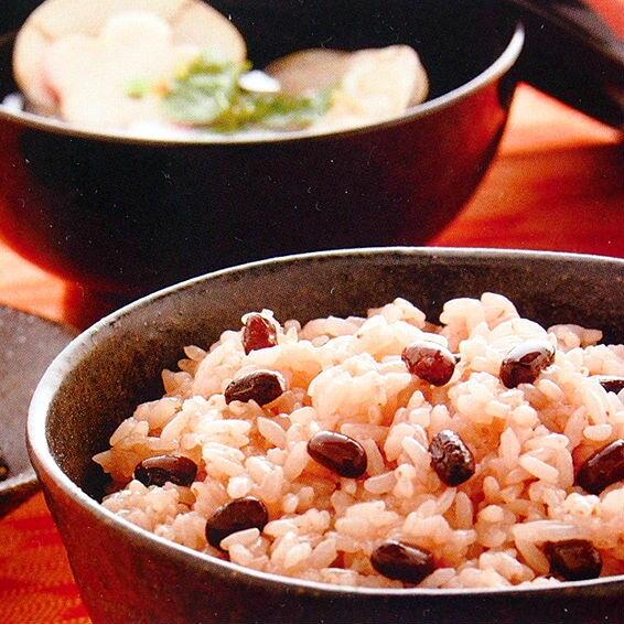 赤飯(おこわ) 1kg×6袋 アルファー食品 業務用 箱売り