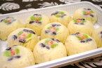 萩饅頭(はぎまんじゅう)業務用蒸し物(11個入り)