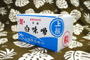 西京味噌 石野味噌(白粒味噌)業務用2Kg箱