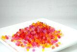 海の宝石プチプチつるつる海藻ビーズ(5色ミックス) 1000g天恵ジャパン海の宝石