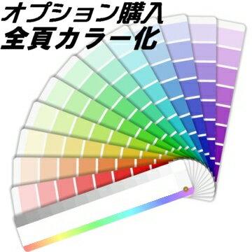 全頁カラー化