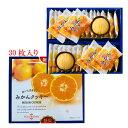 【静岡】【富士山】【伊豆】【土産】おいしさまるごとミカンクッキー 30枚