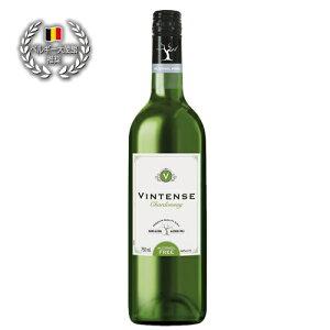 フランス産ワインから作った本格派!!美味しいノンアルコール・スティルワインヴィンテンス・シャルドネ(白)