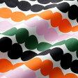 ★期間限定タイムセール★ マリメッコ marimekko ファブリック生地 ラシィマット (136 マルチカラー) 10cm単位カット販売 063280 136 Cotton fabric RASYMATTO