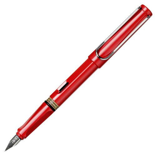 筆記具, 万年筆  LAMY Safari Fountain pen L16 RED
