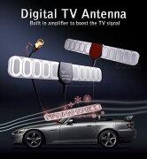 パケット デジタル デジアンテナ ワンセグ・フルセグ アクリル アンテナ ブースター フルセグ