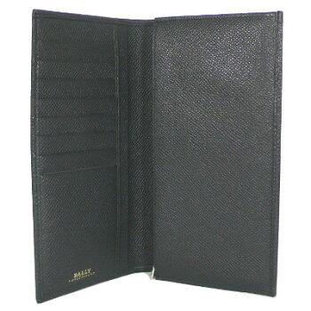 バリー財布BALLY長財布/ファスナー式小銭入れLALIRO6202651131ブラック