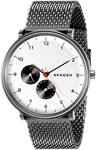スカーゲン 腕時計 レディース SKW6188 Skagen Men's SKW6188 Hald Grey Mesh Watchスカーゲン 腕時計 レディース SKW6188