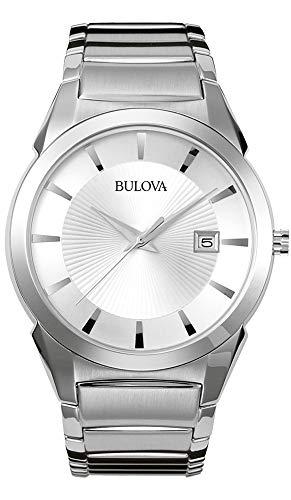 ブローバ 腕時計 メンズ 96B015 Bulova Men's Bracelet Calendar Dress Watchブローバ 腕時計 メンズ 96B015
