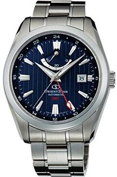 オリエント 腕時計 メンズ WZ0071DJ ORIENT watch ORIENTSTAR GMT mechanical Navy WZ0071DJ Menオリエント 腕時計 メンズ WZ0071DJ