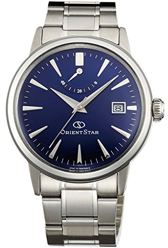 腕時計, メンズ腕時計  WZ0371EL ORIENT Mens Watch ORIENT STAR Classic Power Reserve Mechanical Automatic (with manual winding) Royal Blue WZ0371EL WZ0371EL