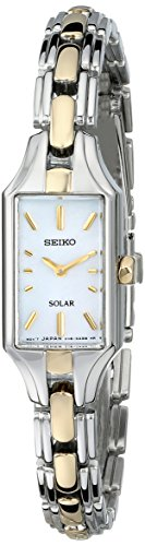 【当店1年保証】セイコーSeikoWomen'sSUP164Dress-SolarClassicWatch