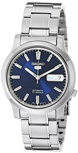 セイコー 腕時計 メンズ SNK793 Seiko 5 Men's SNK793 Automatic Stainless Steel Watch with Blue Dialセイコー 腕時計 メンズ SNK793