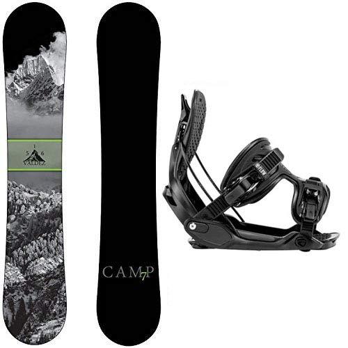 スノーボード ウィンタースポーツ キャンプセブン 2017年モデル2018年モデル多数 Camp Seven Package Valdez CRC 2017 Snowboard-153 cm-Flow Alpha MTN Mediumスノーボード ウィンタースポーツ キャンプセブン 2017年モデル2018年モデル多数