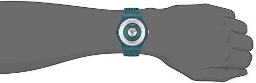 スウォッチ 腕時計 メンズ SUON114 Swatch Unisex SUON114 Computerion Analog Display Quartz Green Watchスウォッチ 腕時計 メンズ SUON114