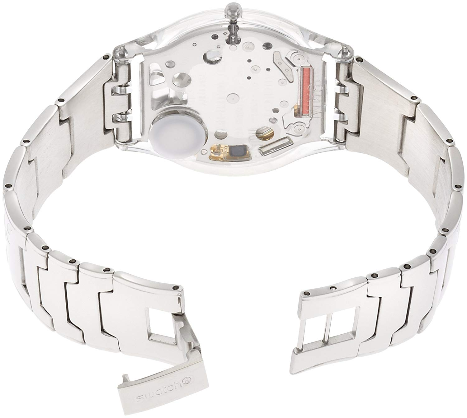 【当店1年保証】スウォッチswatch Women's SFK300G Stainless Steel Watch