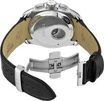 ティソ腕時計メンズT0356271605100TissotMen'sT0356271605100T-TrendCouturierStainlessSteelWatchWithBlackLeatherBandティソ腕時計メンズT0356271605100