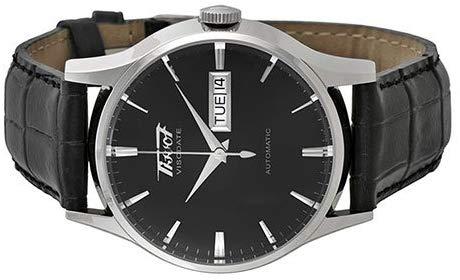 ティソ 腕時計 メンズ T019.430.16.051.01 Tissot Men's Visodate Automatic Black  Watchティソ 腕時計 メンズ T019.430.16.051.01