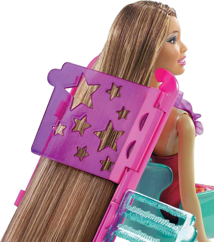 バービー バービー人形 日本未発売 プレイセット アクセサリ X2346 Barbie Hairtastic Color and Design Salon Nikki Dollバービー バービー人形 日本未発売 プレイセット アクセサリ X2346