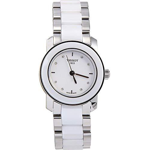 ティソ 腕時計 レディース T0642102201600 Tissot White Dial Stainless Steel Quartz Ladies Watch T0642102201600ティソ 腕時計 レディース T0642102201600