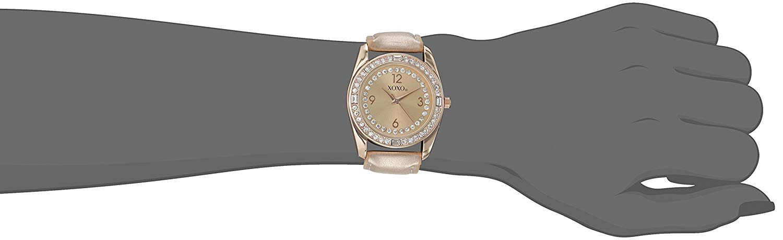 クスクス キスキス 腕時計 レディース XO3439 XOXO Women's XO3439 Analog Display Analog Quartz Rose Gold Watchクスクス キスキス 腕時計 レディース XO3439
