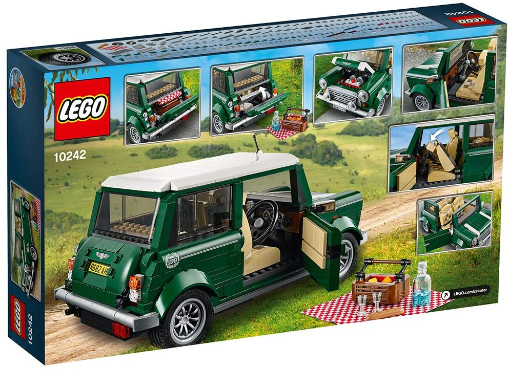 レゴ クリエイター 6144523 LEGO Creator Expert MINI Cooper 10242 Construction Setレゴ クリエイター 6144523