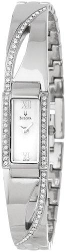 ブローバ 腕時計 レディース 96T63 Bulova Women's 96T63 Crystal Bracelet Watchブローバ 腕時計 レディース 96T63