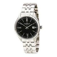 ブローバ腕時計メンズ43B144BulovaMen'sQuartzStainlessSteelCasualWatch,Color:Silver-Toned(Model:43B144)ブローバ腕時計メンズ43B144