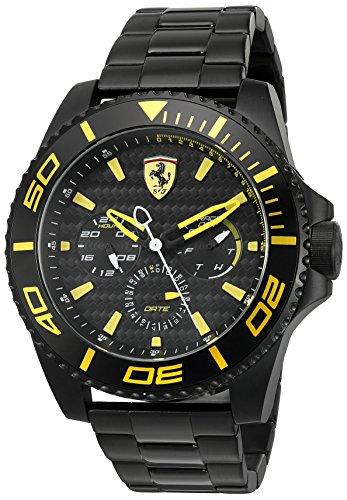 フェラーリ 腕時計 メンズ 0830309 Ferrari Men's 'XX Kers' Quartz Stainless Steel Casual Watch (Model: 0830309)フェラーリ 腕時計 メンズ 0830309