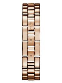 ゲスGUESS腕時計レディースU0638L4GUESSWomen'sStainlessSteelCrystalAccentedWireBangleBraceletWatch,Color:RoseGold-Tone(Model:U0638L4)ゲスGUESS腕時計レディースU0638L4