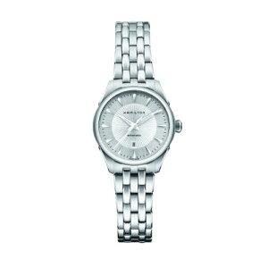 हैमिल्टन घड़ी देवियों H42215151 मुफ़्त शिपिंग हैमिल्टन जैज़मास्टर लेडी ऑटो महिलाओं की घड़ी # H42215151 हैमिल्टन घड़ी देवियों H42215151