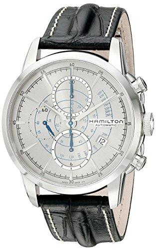 ハミルトン 腕時計 メンズ H40656781 Hamilton Men's H40656781 Timeless Class Analog Display Automatic Self Wind Black Watchハミルトン 腕時計 メンズ H40656781