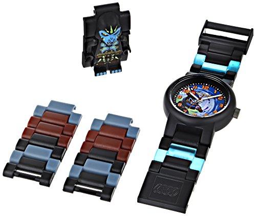 レゴ LEGO 腕時計 キッズ 子供 8020202 LEGO Kids' 9000447 Legends of Chima Gorzan Plastic Watch with Link Bracelet and Figurineレゴ LEGO 腕時計 キッズ 子供 8020202