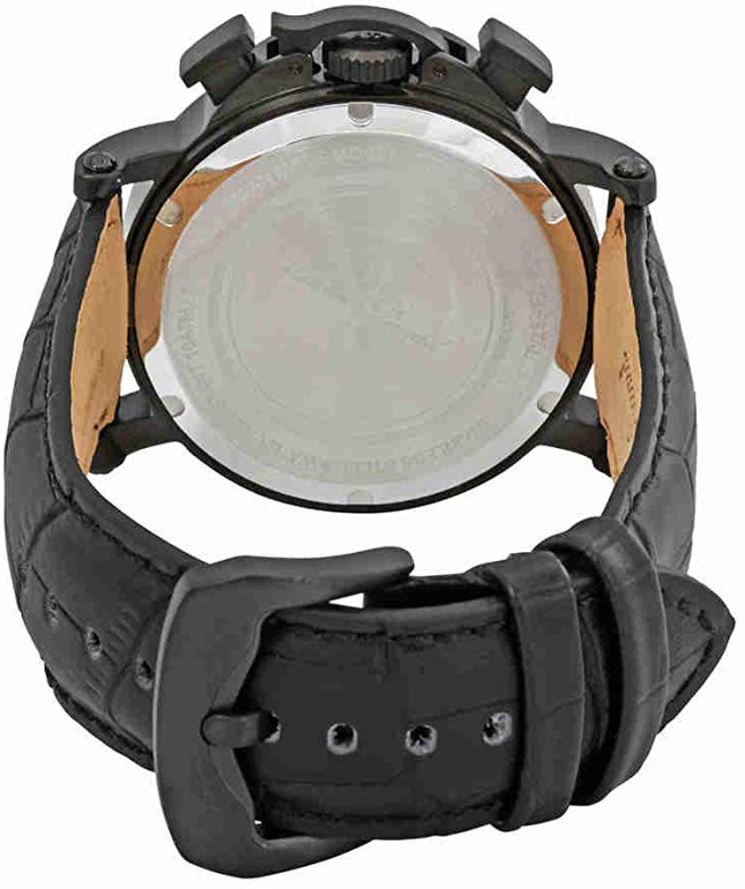 ルシアンピカール 腕時計 メンズ LP-40018C-BB-01 Lucien Piccard Triomf GMT Chronograph Men's Watch 40018C-BB-01ルシアンピカール 腕時計 メンズ LP-40018C-BB-01