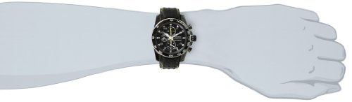 セイコー 腕時計 メンズ SNAE67 Seiko Sportura Black Dial Black Leather Band Mens Watchセイコー 腕時計 メンズ SNAE67