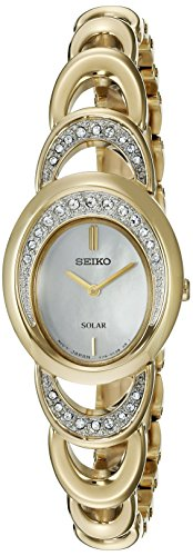 セイコー 腕時計 レディース SUP298 Seiko Women's 'Jewelry' Quartz Stainless Steel Dress Watch (Model: SUP298)セイコー 腕時計 レディース SUP298